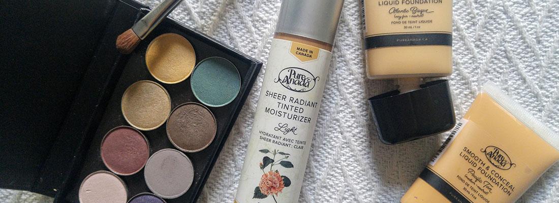 Pure Anada make up - Green Beauty Expert
